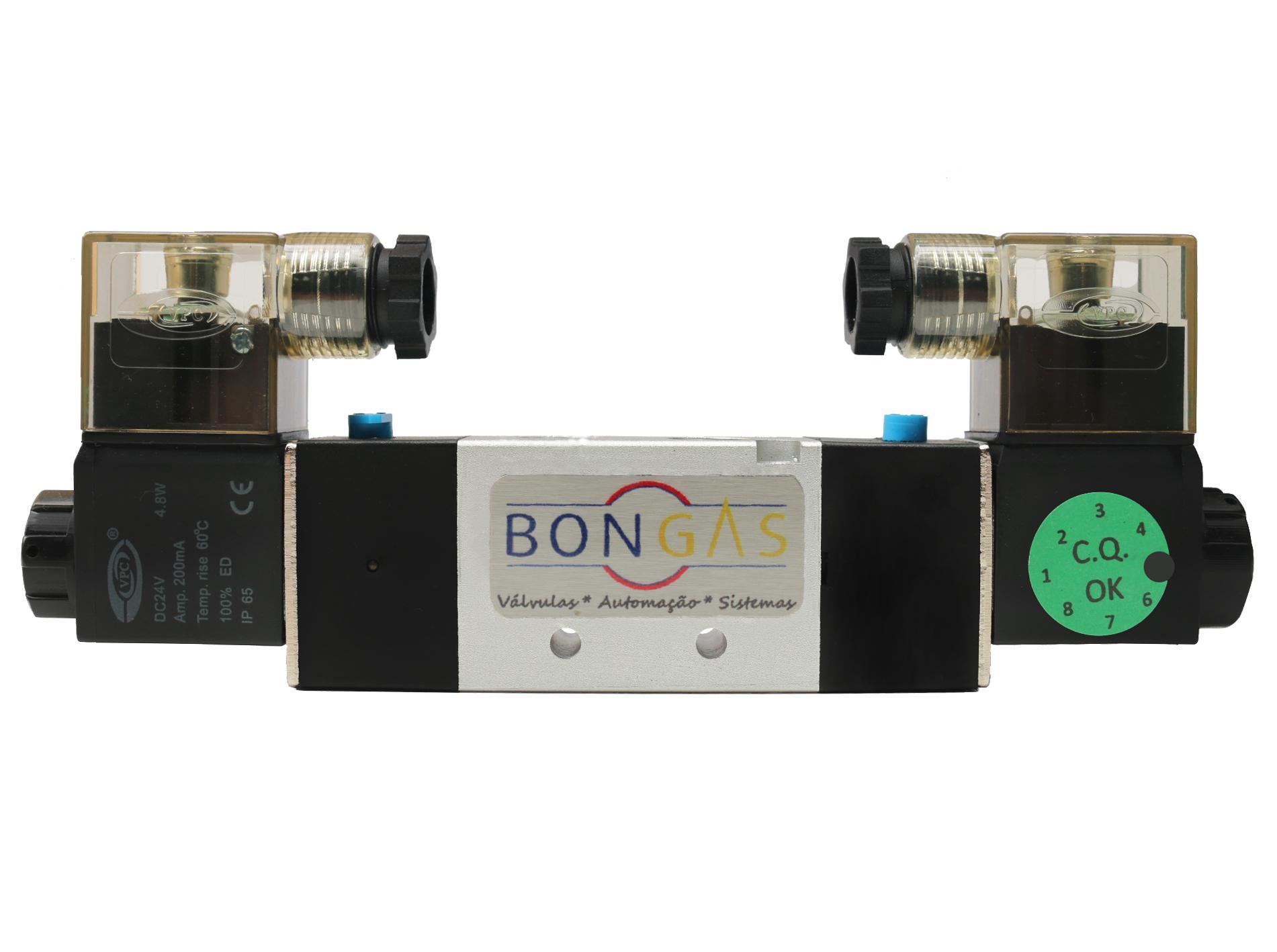 Válvulas solenoide - Bongas