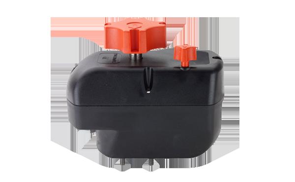 Atuadores elétricos IP65 - Bongas