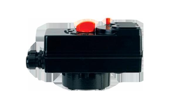 Atuadores elétricos IP65 50Nm - S2870P40 - Bongas