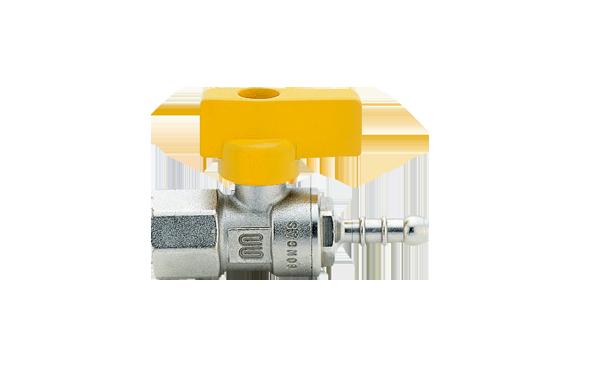Válvulas para gás com encaixe para mangueira - Bon Gas