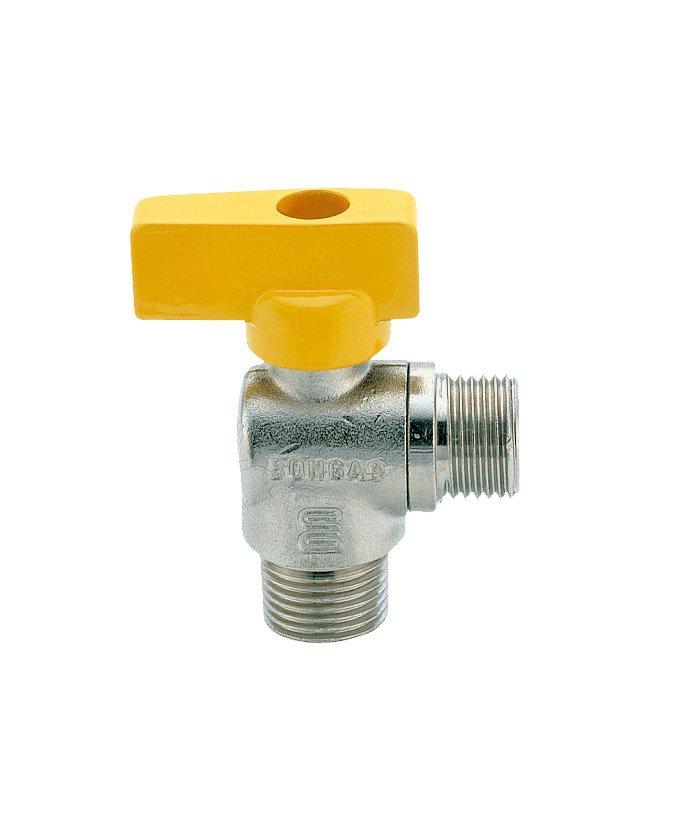 Válvulas para gás e fluidos - Bongas