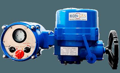 Atuadores Elétricos Blue Battery - Bongas