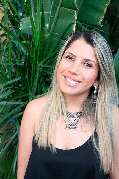 Equipe Bongas - Danielle Alves